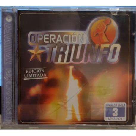 Academia Operación Triunfo – Singles Gala 3