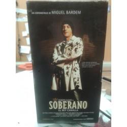 Soberano: El rey canalla. VHS