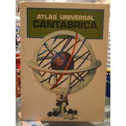 Atlas universal Cantábrica.