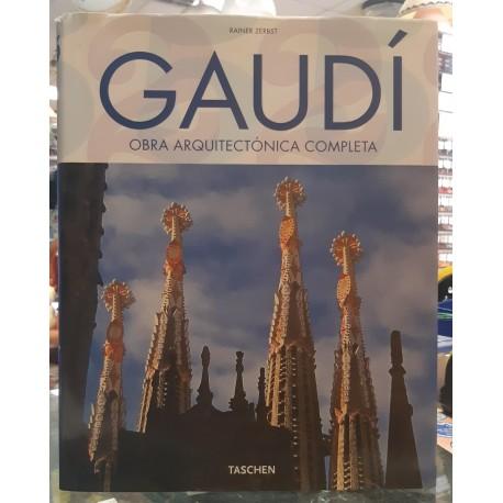 Gaudí: obra arquitectónica completa.