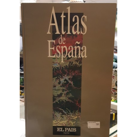 Atlas de España.