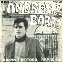 Andrés Do Barro – Corpiño Xeitoso / Rapaciña