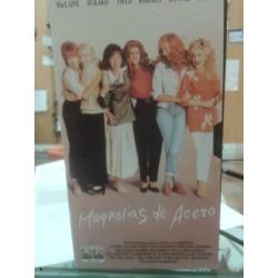 Magnolias de acero. VHS