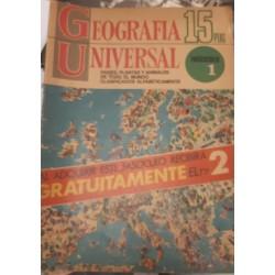 Fascículos GEOGRAFIA UNIVERSAL