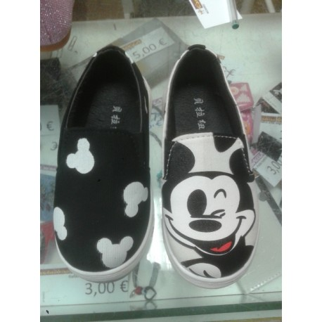 Zapatillas Mickey