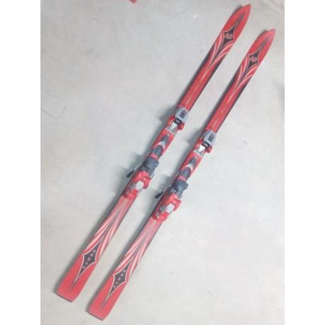 Esquis K2 con fijaciones Marker