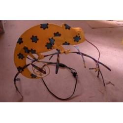 Lámpara camaleón