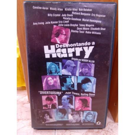 VHS Desmontado a Harry