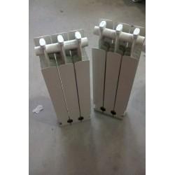 Radiador 3 elementos calefacción