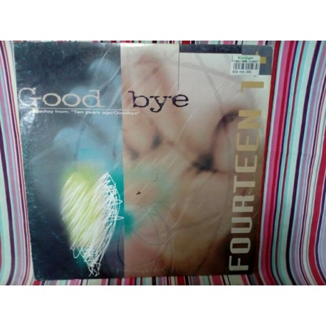 Vinilo Fourteen 14 Good bye