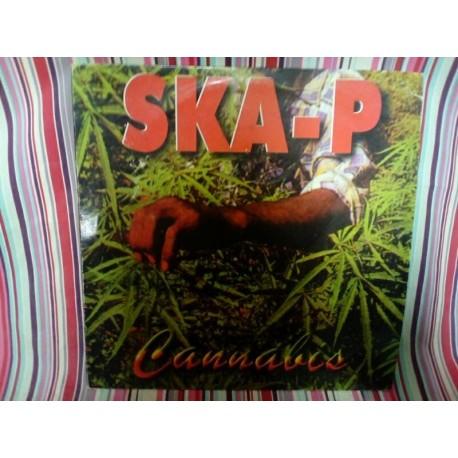Vinilo SKA-P Cannabis