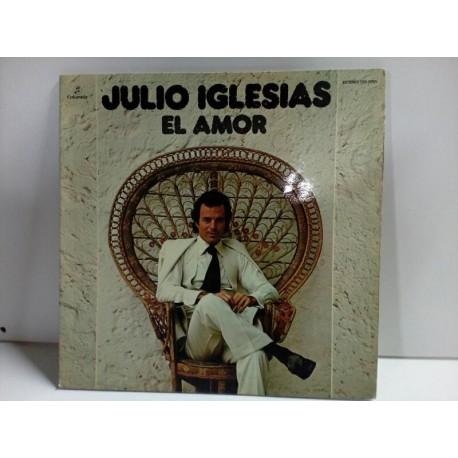 Vinilo Julio Iglesias El Amor