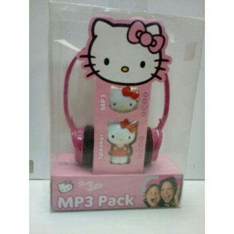 Mp3 pack Hello Kitty