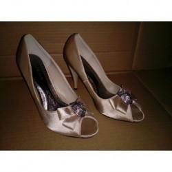 Zapatos Champán