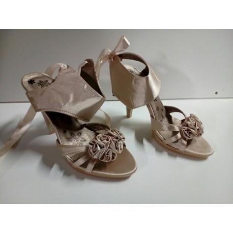 Zapatos J5005 Champán