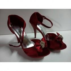 Zapatos C892023 rojos