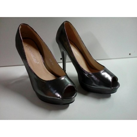Zapatos w-07 Grises