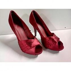 Zapatos fiesta rojos