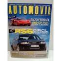 Revista AUTOMÓVIL 296