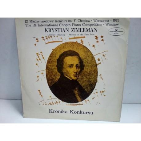Vinilo Frederic Chopin, Krystian Zimerman