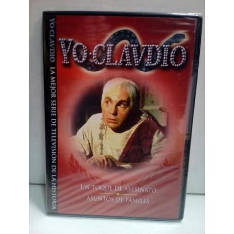 DVD Yo Claudio. Cap I y II