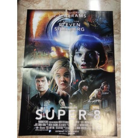 Póster doble: Capitán Trueno/Super 8