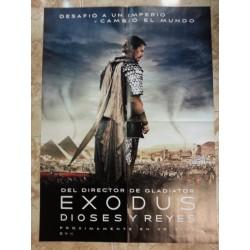 Póster doble: Advangers/Exodus