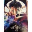 Póster doble: House of cards/Doctor Strange