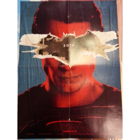 Póster doble: Batman Vs Superman/Penny Dreadful