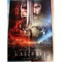 Póster doble: Warcraft/Bloodline