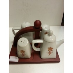 Vinagreras cerámica