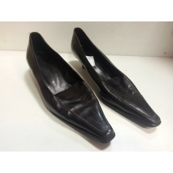 Zapatos señora de piel