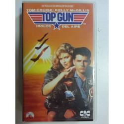 VHS Top Gun (Ídolos del aire).