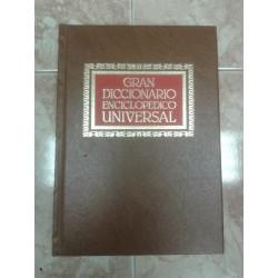 Tomos del Gran diccionario Enciclopédico Durvan