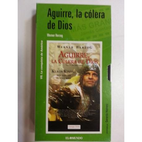 VHS Aguerre, la cólera de Dios