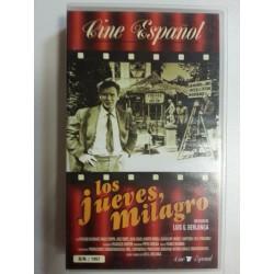 VHS Los jueves, milagro.