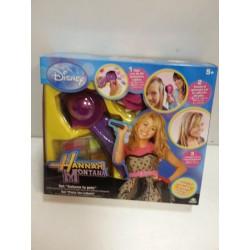 Set colorea tu pelo Hannah Montana
