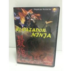DVD El cazador ninja