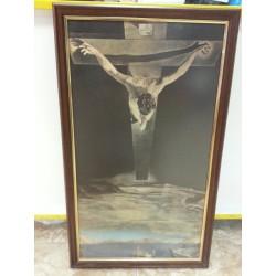 Cristo de San Juan de la Cruz- Dalí