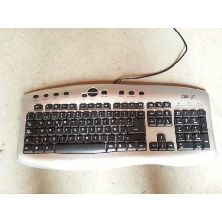 Teclado ordenador Cirkuit