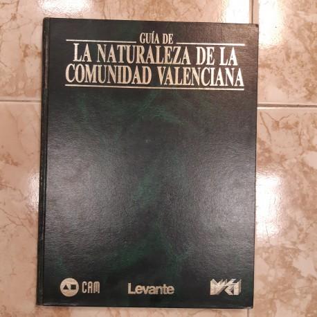 guía de la naturaleza de la Comunidad Valenciana