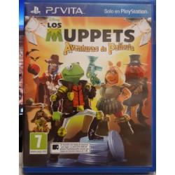 Los Muppets PsVita
