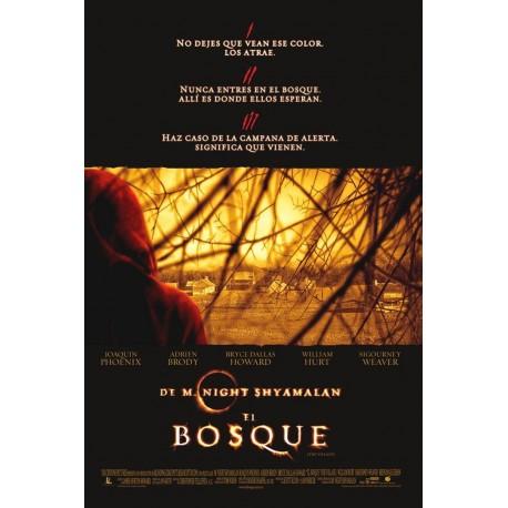 DVD El bosque