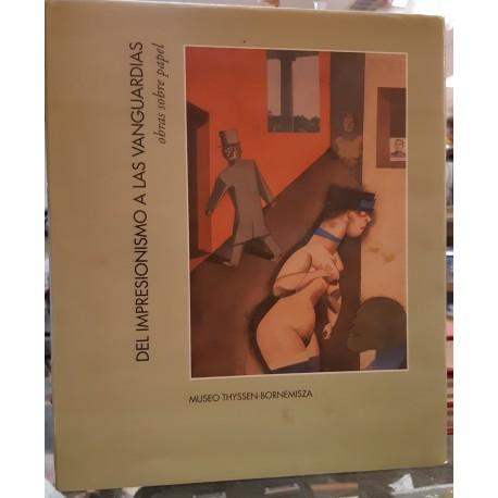 Del impresionismo a las vanguardias. Obras sobre papel