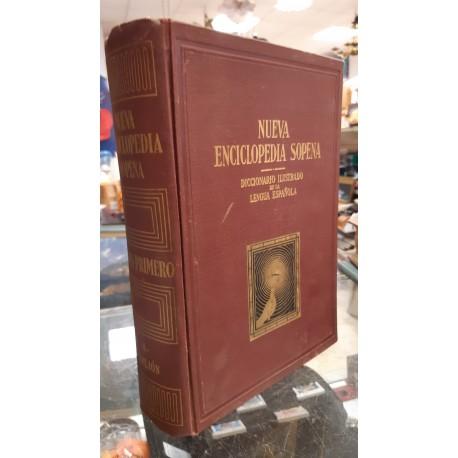 Nueva Enciclopedia Sopena Vol 1