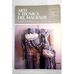 Arte y técnica del macramé