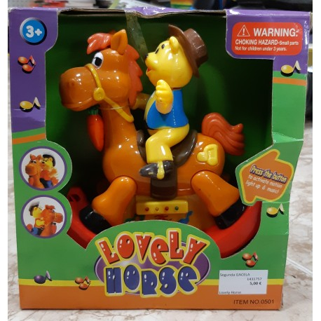 Juguete Lovely Horse