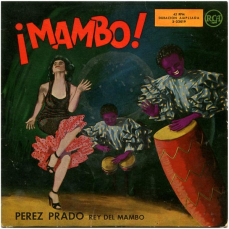 Perez Prado – ¡Mambo!
