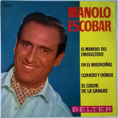 Manolo Escobar – El Mambo Embustero