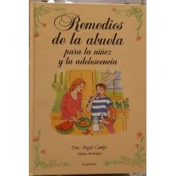 REMEDIOS DE LA ABUELA PARA LA INFANCIA Y LA ADOLESCENCIA